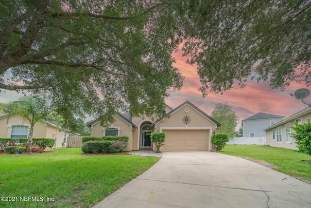 3285 Highland Mill Ln, Orange Park, FL 32065 (MLS #1124415) :: EXIT Real Estate Gallery