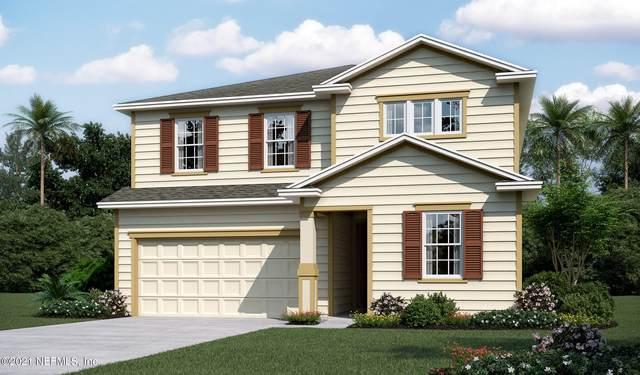 526 Sandstone Dr, St Augustine, FL 32086 (MLS #1124437) :: EXIT Real Estate Gallery