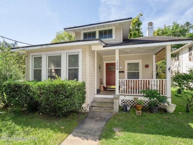 1564 Landon Ave, Jacksonville, FL 32207 (MLS #1124494) :: Bridge City Real Estate Co.