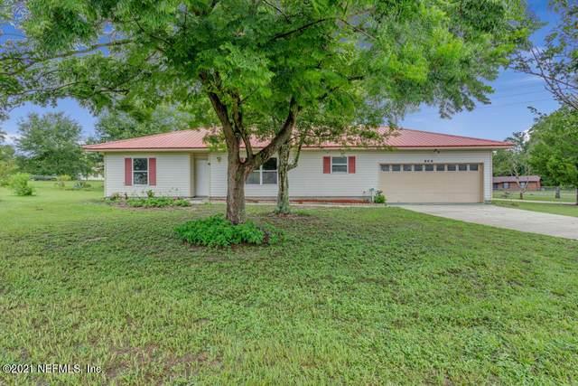 804 SE 41ST St SE, Keystone Heights, FL 32656 (MLS #1124647) :: EXIT Real Estate Gallery