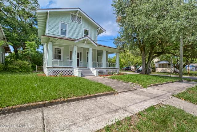 401 W 19TH St, Jacksonville, FL 32206 (MLS #1124722) :: The Perfect Place Team