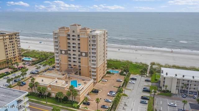 1201 1ST St N #102, Jacksonville Beach, FL 32250 (MLS #1124735) :: 97Park