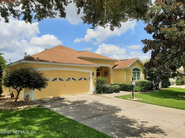 2481 Morven Pkwy, THE VILLAGES, FL 32162 (MLS #1124782) :: The Collective at Momentum Realty