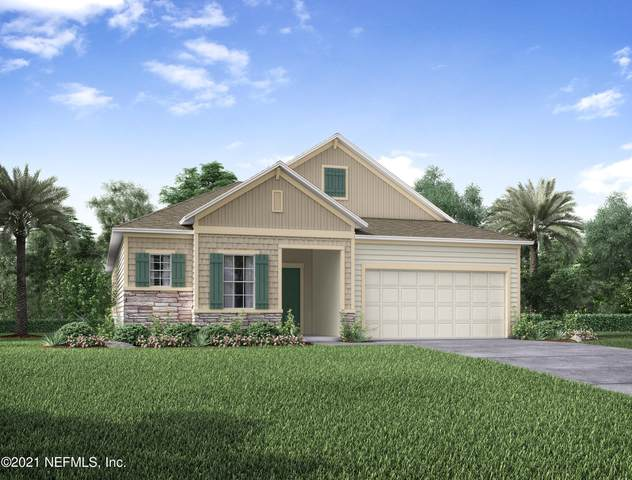 2523 Coral Ln, GREEN COVE SPRINGS, FL 32043 (MLS #1124910) :: Olde Florida Realty Group