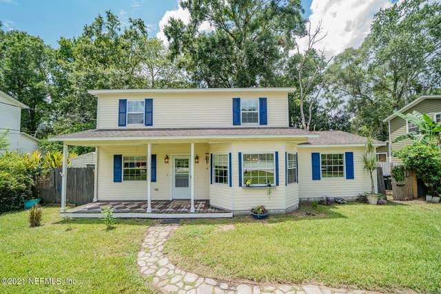 1325 Eisenhower Dr, St Augustine, FL 32084 (MLS #1124967) :: Bridge City Real Estate Co.
