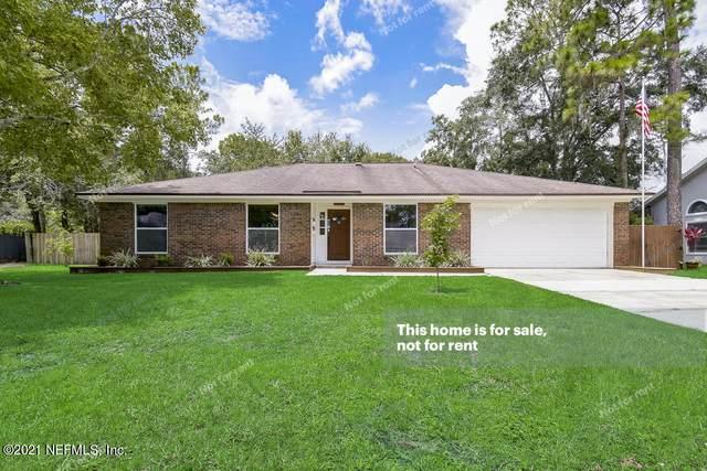 11872 S Narrow Oak Ln, Jacksonville, FL 32223 (MLS #1124994) :: EXIT Inspired Real Estate