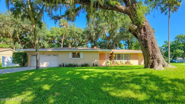 826 Pineapple Rd, SOUTH DAYTONA, FL 32119 (MLS #1125014) :: EXIT Real Estate Gallery