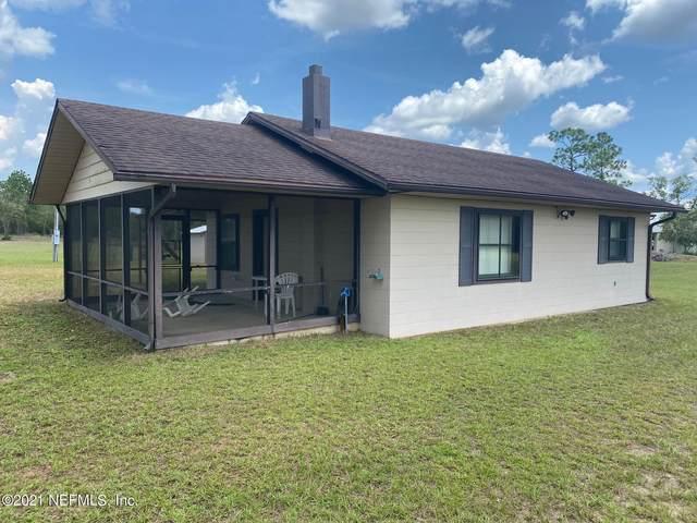 116 Melrose Landing Dr, Hawthorne, FL 32640 (MLS #1125120) :: Century 21 St Augustine Properties