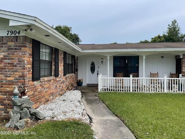7904 Bellemeade Blvd S, Jacksonville, FL 32211 (MLS #1125226) :: EXIT Inspired Real Estate