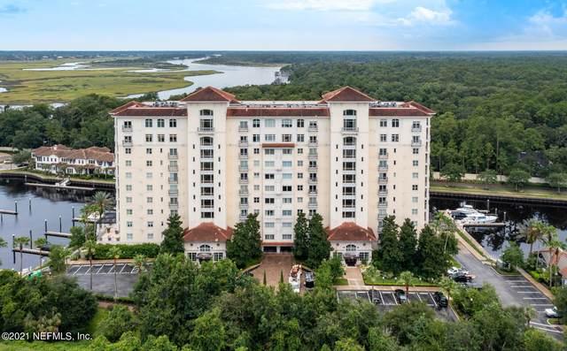 14402 Marina San Pablo Pl #701, Jacksonville, FL 32224 (MLS #1125232) :: Endless Summer Realty