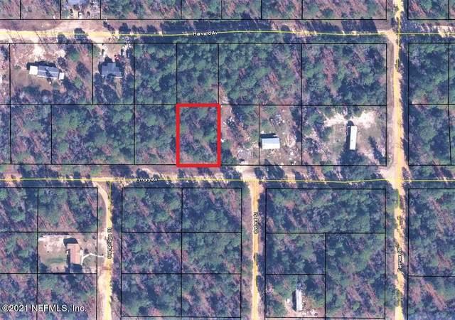 6164 Emory Ave, Keystone Heights, FL 32656 (MLS #1125336) :: Berkshire Hathaway HomeServices Chaplin Williams Realty
