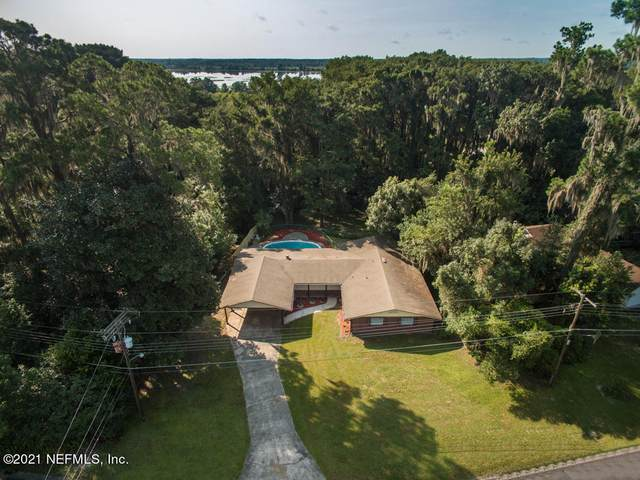 398 SE Evergreen Dr, Lake City, FL 32025 (MLS #1125388) :: Bridge City Real Estate Co.