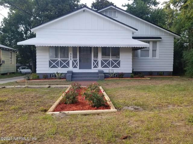 525 W 66TH St, Jacksonville, FL 32208 (MLS #1125400) :: The Perfect Place Team