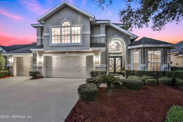 4521 Shiloh Mill Blvd, Jacksonville, FL 32246 (MLS #1125434) :: The Every Corner Team