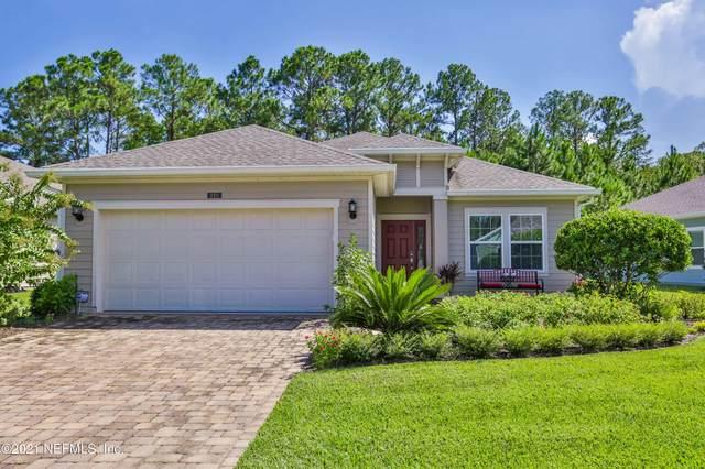 215 King George Ave, St Augustine, FL 32092 (MLS #1125456) :: The Randy Martin Team | Compass Florida LLC