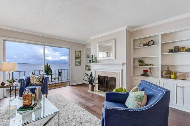 2950 St Johns Ave #5, Jacksonville, FL 32205 (MLS #1125465) :: Berkshire Hathaway HomeServices Chaplin Williams Realty