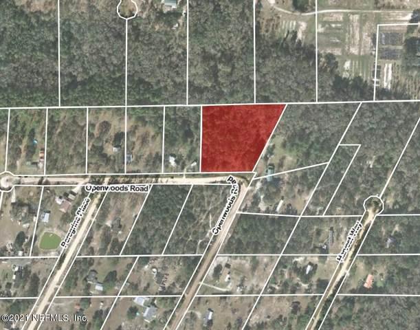 1891 Openwoods Rd, Middleburg, FL 32068 (MLS #1125571) :: The Randy Martin Team | Compass Florida LLC
