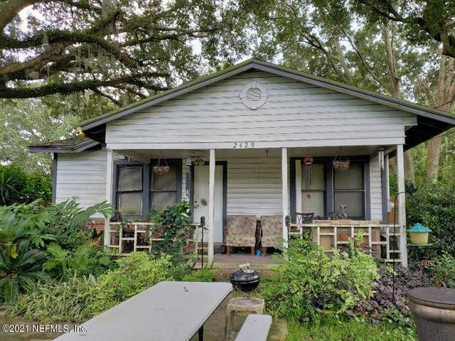2429 Parental Home Road Rd, Jacksonville, FL 32216 (MLS #1125634) :: The Newcomer Group