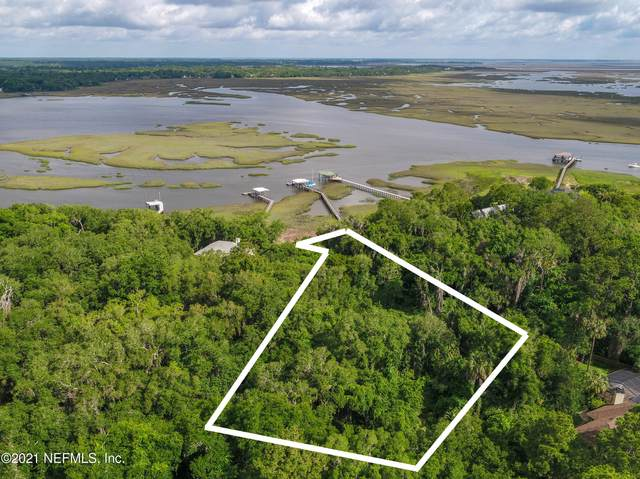 LOT 18 Piney Island Dr, Fernandina Beach, FL 32034 (MLS #1125673) :: Ponte Vedra Club Realty