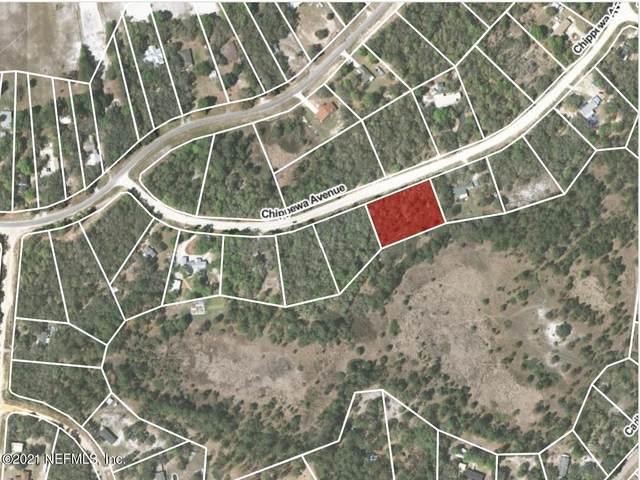 5727 Chippewa Ave, Keystone Heights, FL 32656 (MLS #1125683) :: Vacasa Real Estate