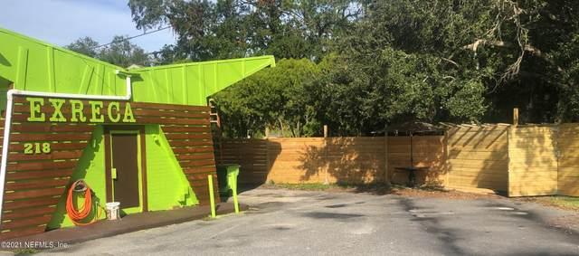 216, 218 Fl-16, St Augustine, FL 32084 (MLS #1125732) :: Berkshire Hathaway HomeServices Chaplin Williams Realty