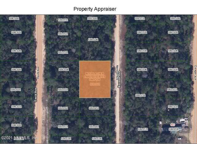 000 Norman Ave, Interlachen, FL 32148 (MLS #1125764) :: Berkshire Hathaway HomeServices Chaplin Williams Realty