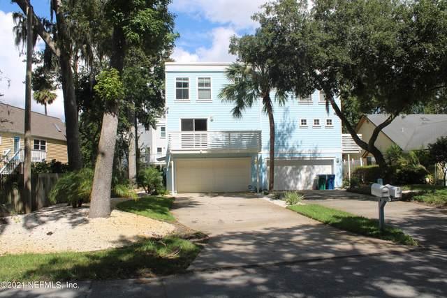 2102 Marsh Point Rd #2102, Neptune Beach, FL 32266 (MLS #1125830) :: The Huffaker Group