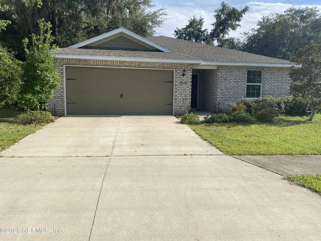 6038 Sands Pointe Dr, Macclenny, FL 32063 (MLS #1125839) :: EXIT Real Estate Gallery