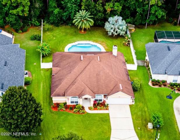 969 Blackberry Ln, Jacksonville, FL 32259 (MLS #1125860) :: EXIT 1 Stop Realty
