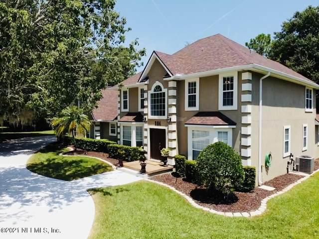 804 Brandywine Ct, St Augustine, FL 32086 (MLS #1125880) :: The Every Corner Team