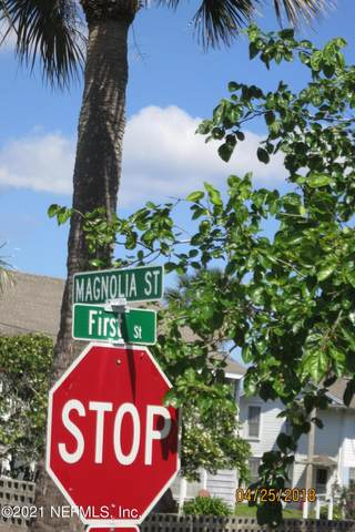131 Magnolia St, Neptune Beach, FL 32266 (MLS #1125893) :: Ponte Vedra Club Realty
