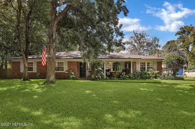 8296 Alderman Rd, Jacksonville, FL 32211 (MLS #1125905) :: EXIT Real Estate Gallery