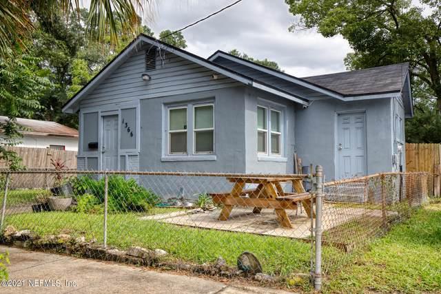 1366 W 16TH St W, Jacksonville, FL 32209 (MLS #1125941) :: Park Avenue Realty
