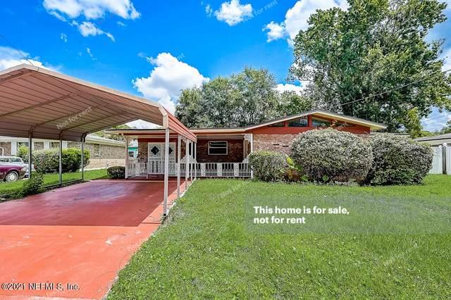 6633 Kinlock Dr W, Jacksonville, FL 32219 (MLS #1125960) :: Bridge City Real Estate Co.