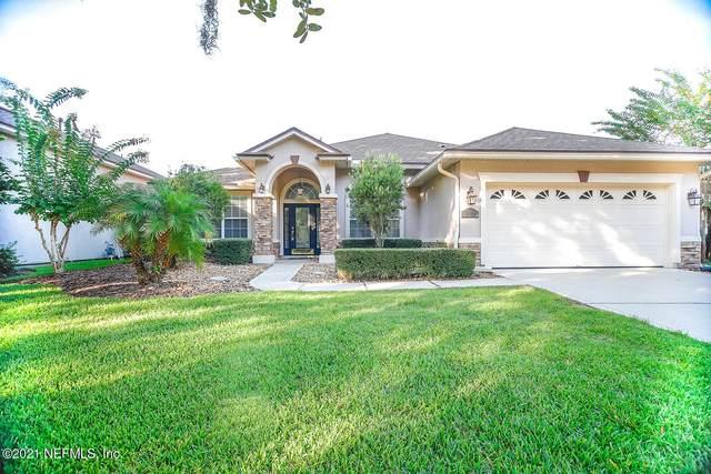 1419 Barrington Cir, St Augustine, FL 32092 (MLS #1125969) :: EXIT Real Estate Gallery