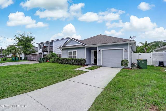 669 Upper 8Th Ave S, Jacksonville Beach, FL 32250 (MLS #1125986) :: The Collective at Momentum Realty