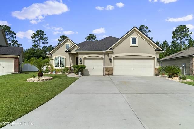 4577 Plantation Oaks Blvd, Orange Park, FL 32065 (MLS #1125988) :: Berkshire Hathaway HomeServices Chaplin Williams Realty