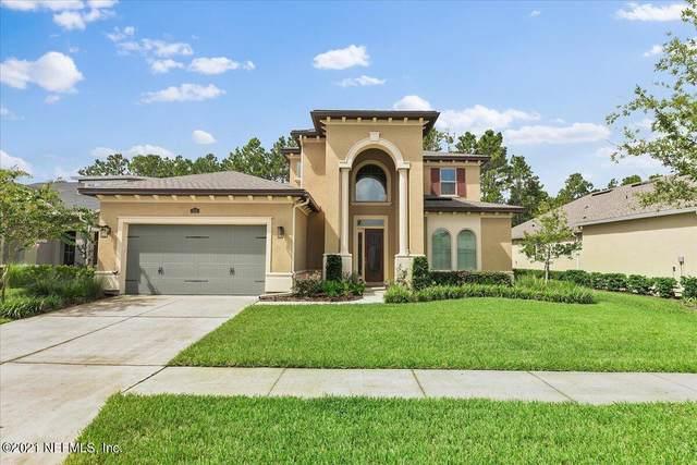 334 Hatter Dr, Ponte Vedra, FL 32081 (MLS #1126109) :: EXIT Inspired Real Estate