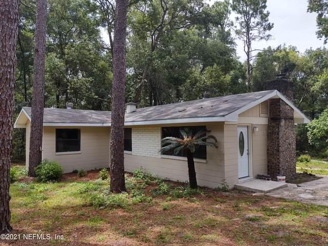 547 SE 58TH St, Keystone Heights, FL 32656 (MLS #1126152) :: The Huffaker Group