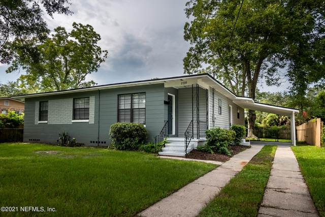 2739 King Cole Dr, Jacksonville, FL 32209 (MLS #1126189) :: The Perfect Place Team