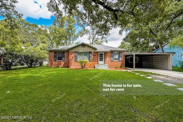 5235 Attleboro St, Jacksonville, FL 32205 (MLS #1126238) :: Olde Florida Realty Group