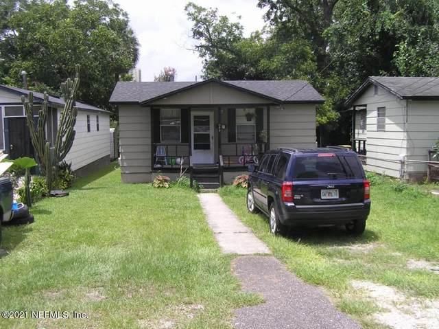 842 N Washington St, Jacksonville, FL 32206 (MLS #1126385) :: Ponte Vedra Club Realty
