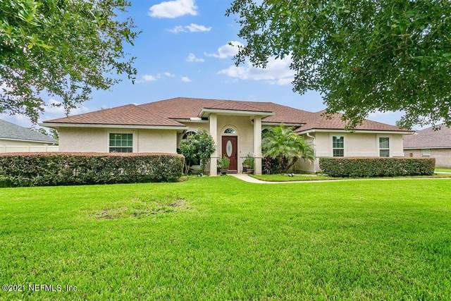 3171 Peppertree Dr, Middleburg, FL 32068 (MLS #1126400) :: The Collective at Momentum Realty