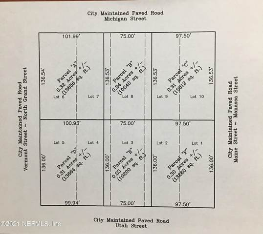 LOT A N Grand St, Starke, FL 32091 (MLS #1126402) :: EXIT Real Estate Gallery