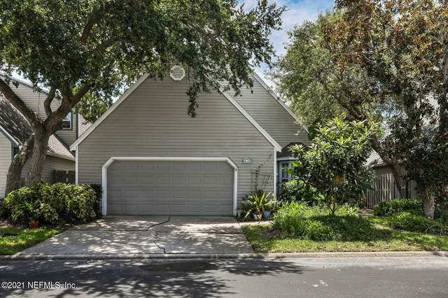 376 Village Dr, St Augustine, FL 32084 (MLS #1126480) :: The Collective at Momentum Realty