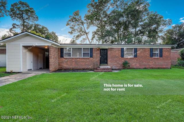 3804 Barmer Dr, Jacksonville, FL 32210 (MLS #1126534) :: Bridge City Real Estate Co.