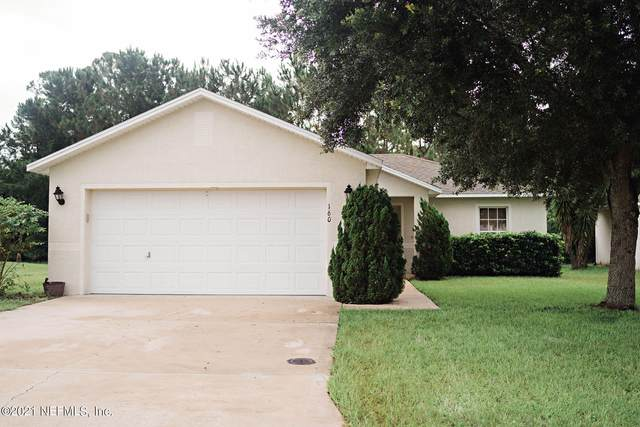 160 E Jayce Way, St Augustine, FL 32084 (MLS #1126632) :: EXIT Real Estate Gallery