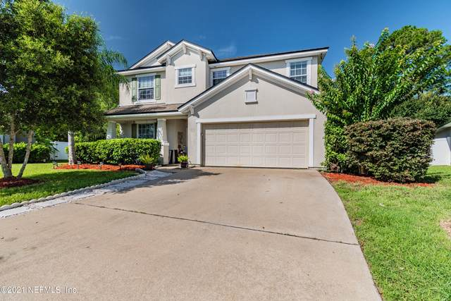 316 Sunshine Dr, St Augustine, FL 32086 (MLS #1126644) :: The Collective at Momentum Realty