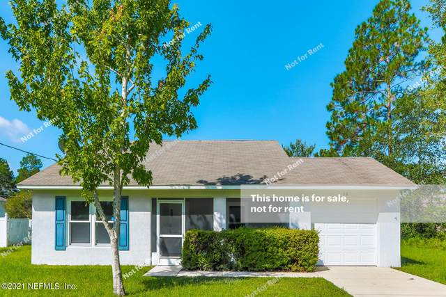 14 Zodiacal Pl, Palm Coast, FL 32164 (MLS #1126683) :: Vacasa Real Estate