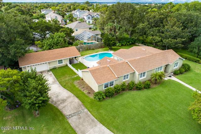 305 Oglethorpe Blvd, St Augustine, FL 32080 (MLS #1126714) :: The Every Corner Team